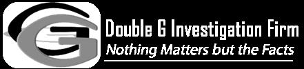 Double G Investigation Firm – Private Investigator Logo